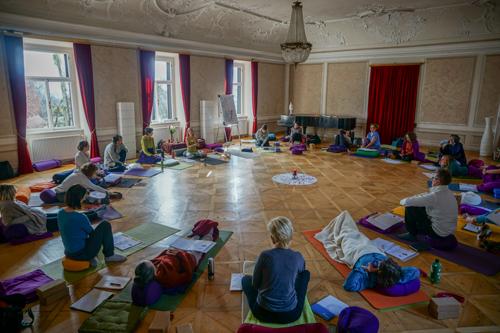 Mangalam Yoga - Yin Yoga Ausbildung