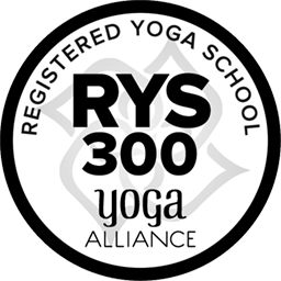 RYS300 Yoga Alliance registered Yoga School